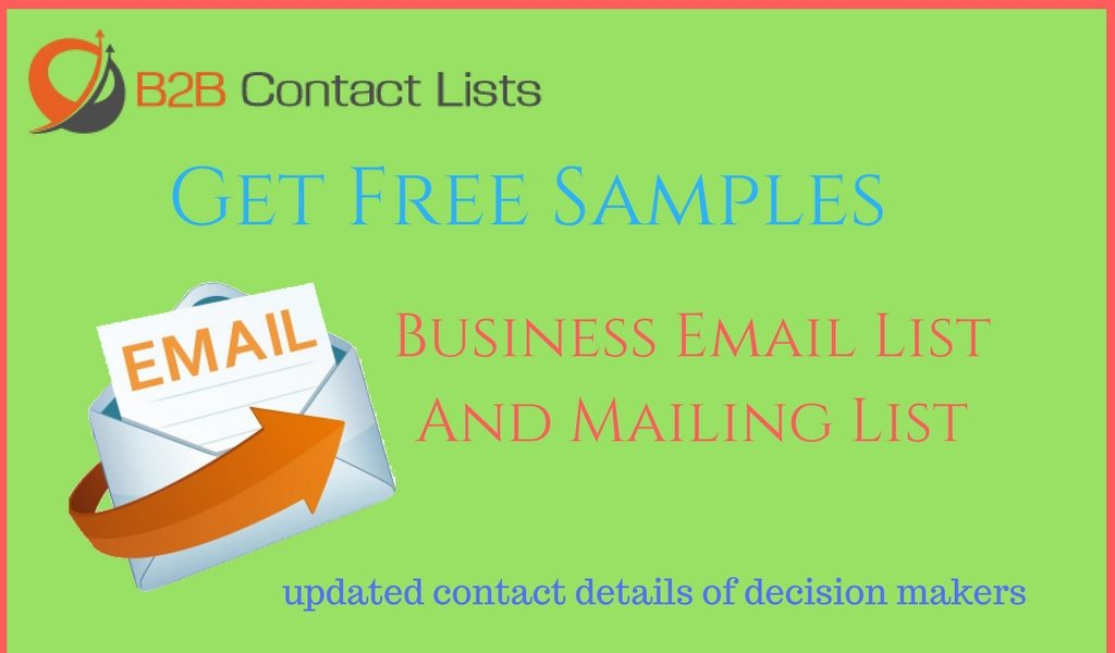 business email list and email list
