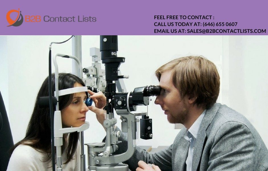 Ophthalmologist Email Lists | Ophthalmologist List