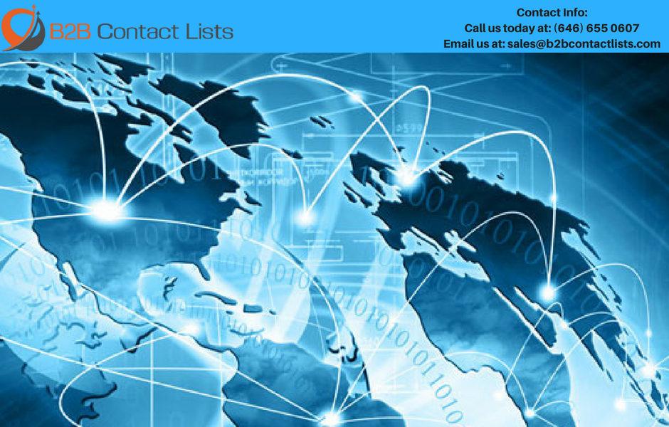 Amdocs CRM Technology Executives Mailing List & Email List