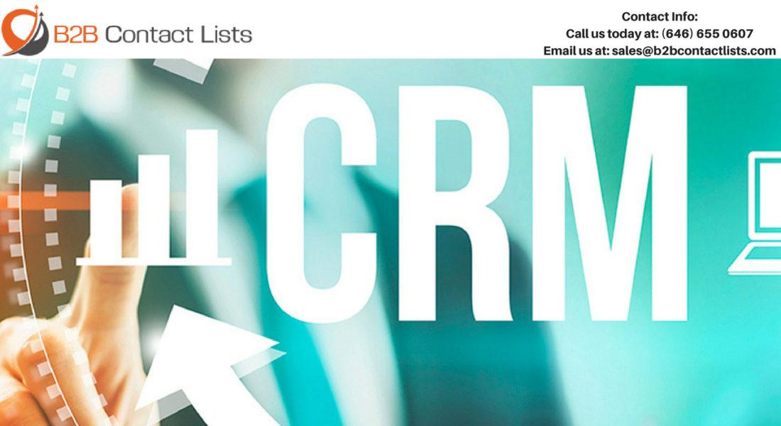 Adenin CRM Technology Executives Mailing List & Email List