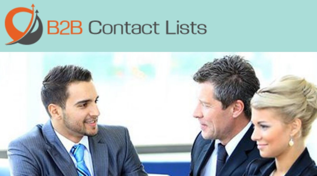 3 Easy Ways to boost your sales through CAO Email list-B2B Contact List
