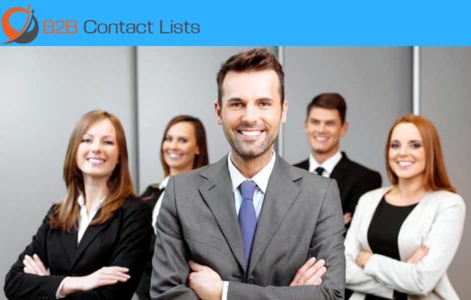 10 Easy ways to build a quick CAO Email list-B2B Contact List