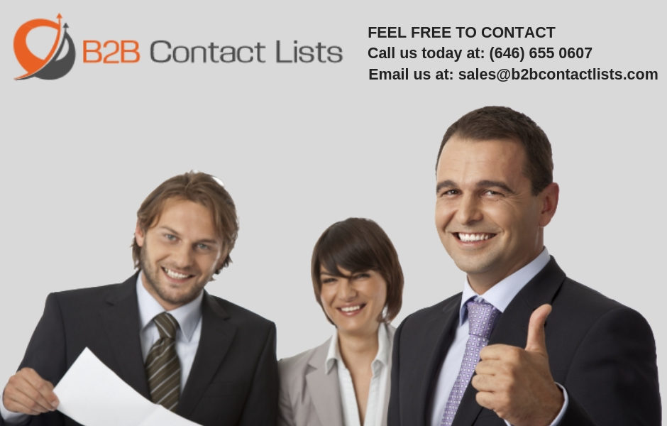 5 Ways to boost your sales with CXO email list-B2B Contact List
