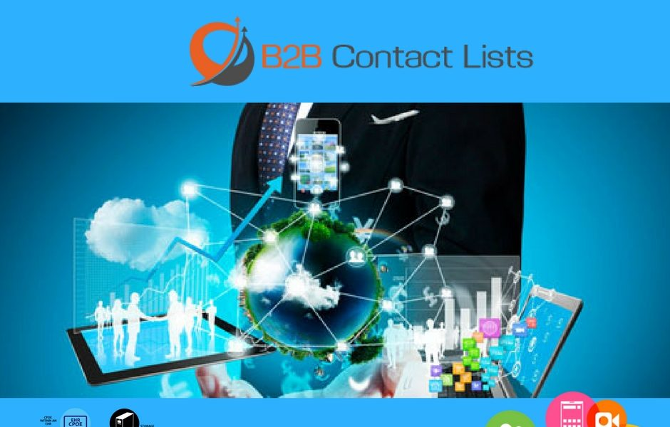 Electric Gas Sanitary Industry Executives Mailing Lists