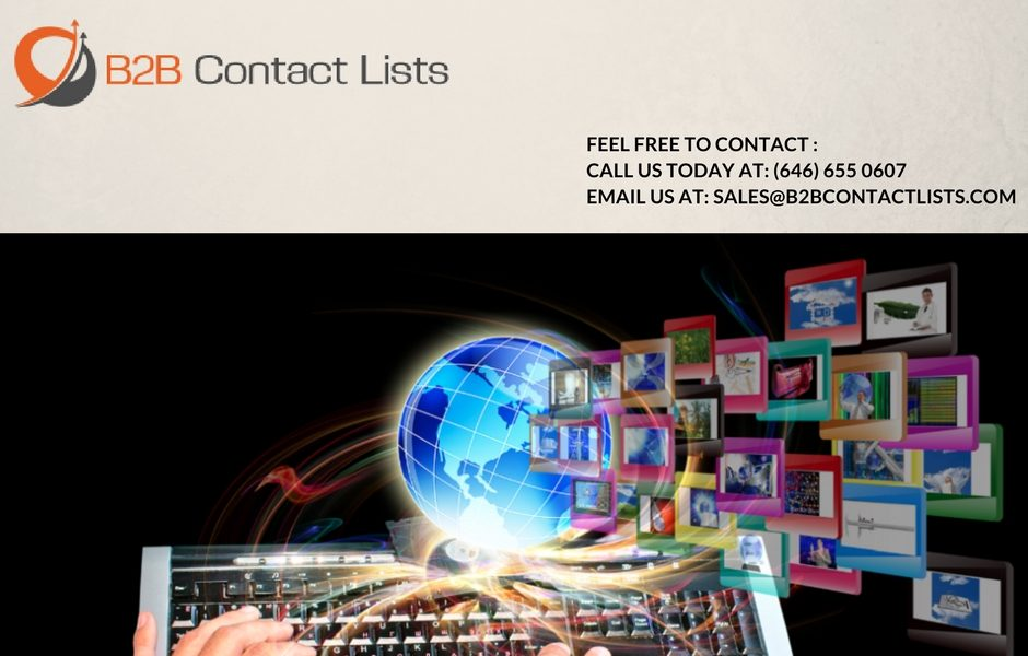 Electrical and Electronic Industry Executives Mailing Lists