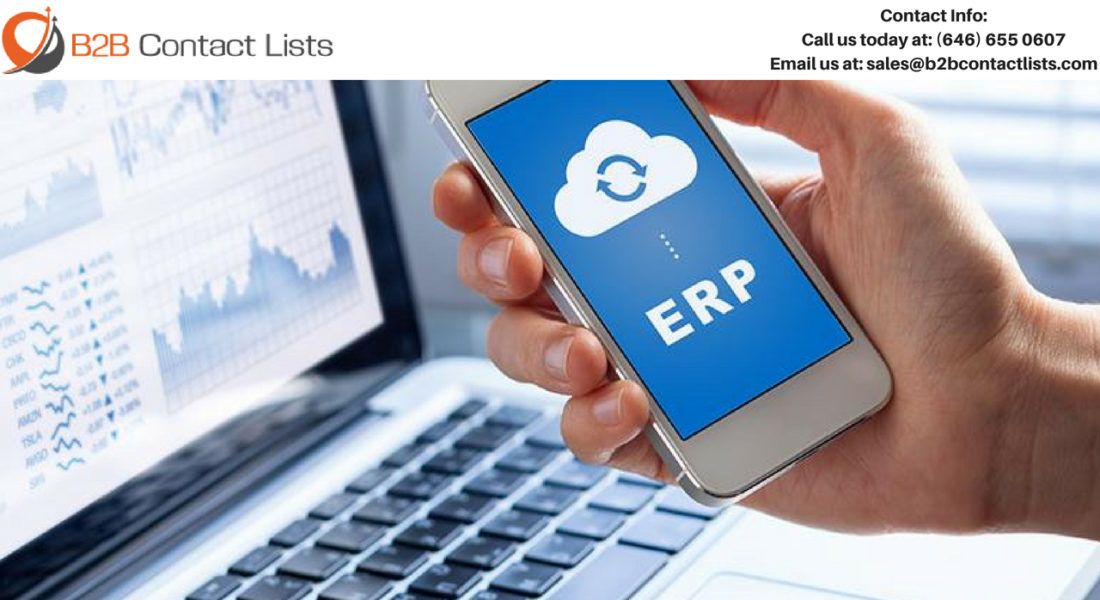 AssetPoint ERP Technology Executives Mailing List in USA