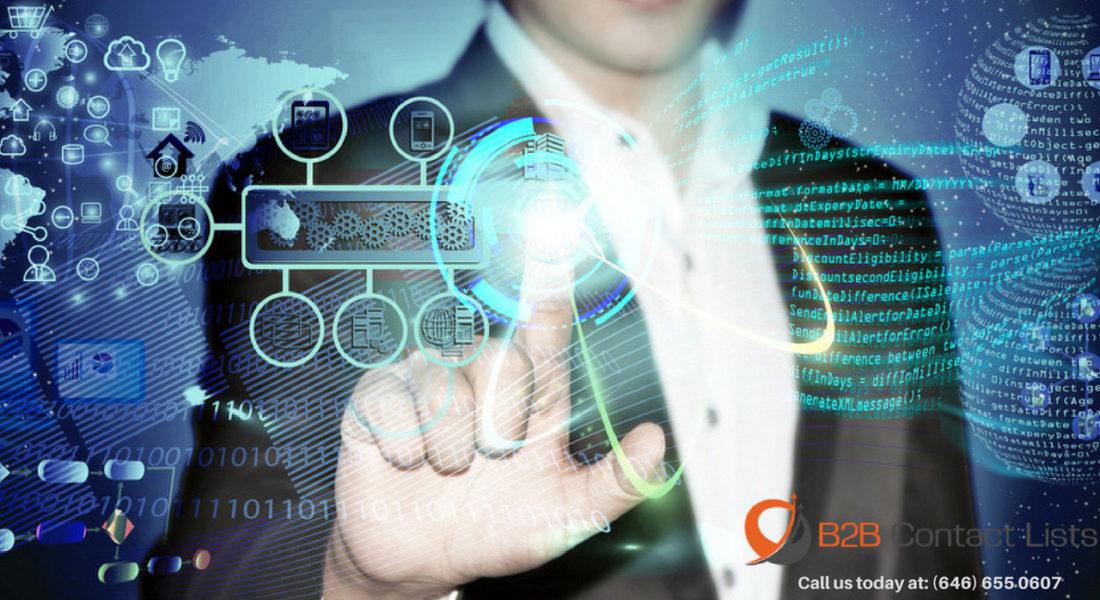Atlantic Globa ERP Technology Executives Mailing List