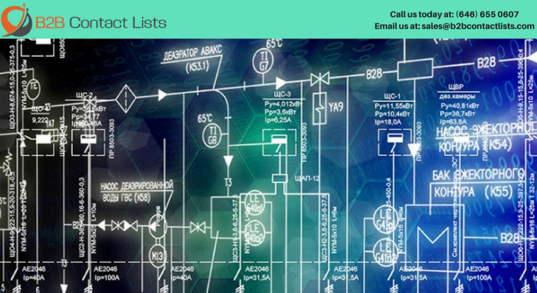 ATG ERP Technology Executives Mailing List