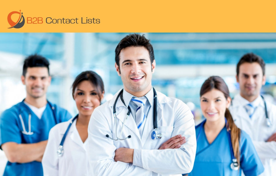 Doctors Email List Free |100K+ Targeted Email Lis